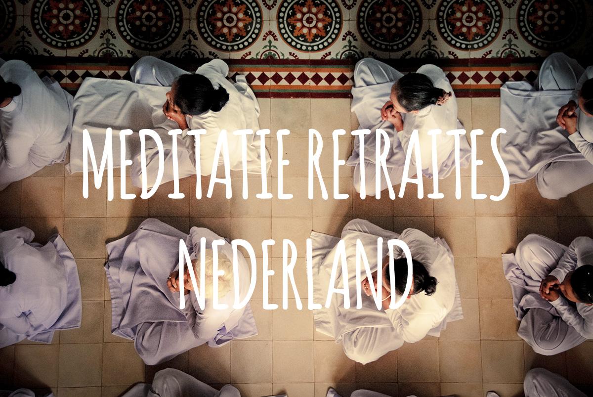 Meditatieretraites Nederland