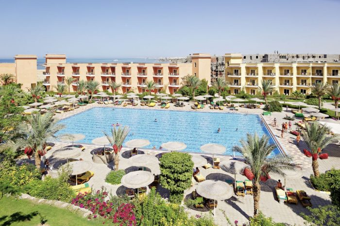 The Three Corners Sunny Beach Resort (Egypte)