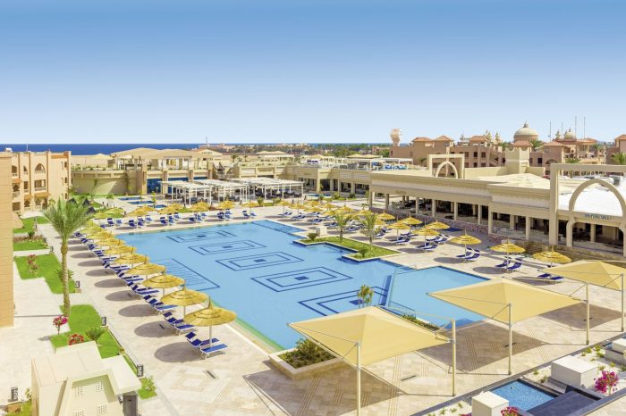 Pickalbatros Aqua Vista Resort & Spa Hurghada (Egypte)