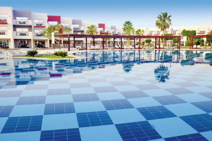 Sunrise Grand Select Crystal Bay Resort (Egypte)