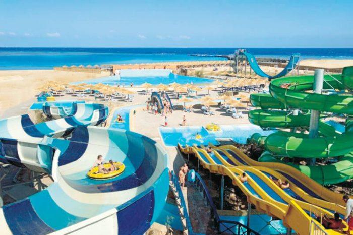 Titanic Beach Spa & Aqua Park (Egypte)