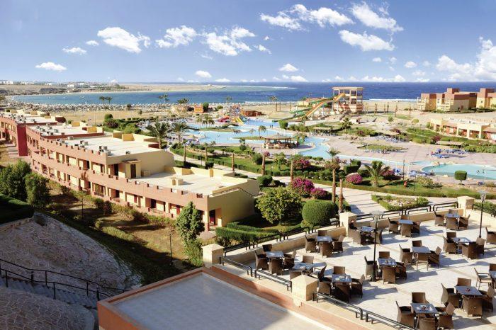 El Malikia Resort Abu Dabbab (Egypte)