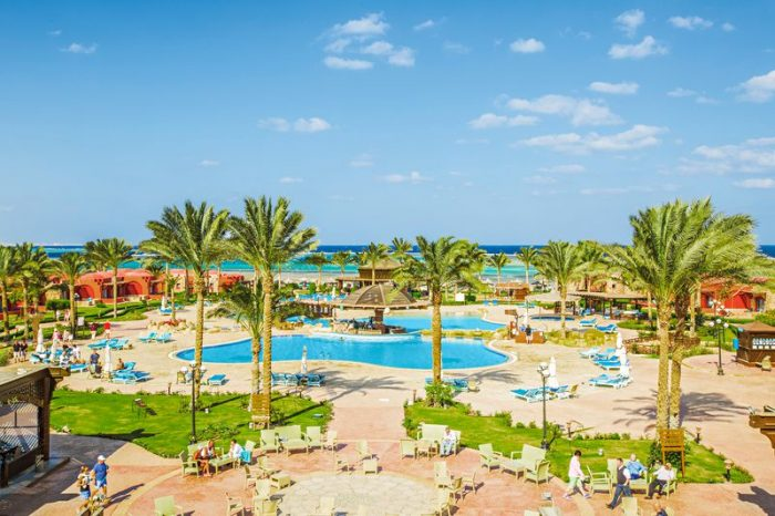 Sentido Oriental Dream Resort Marsa Alam (Egypte)