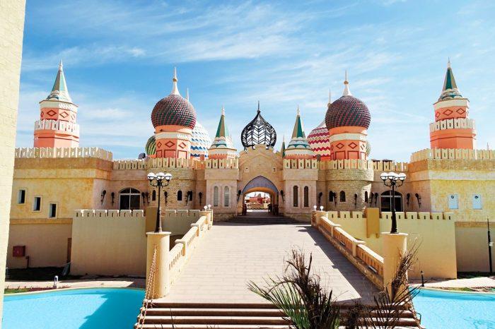 Aqua Blu Resort (Egypte)