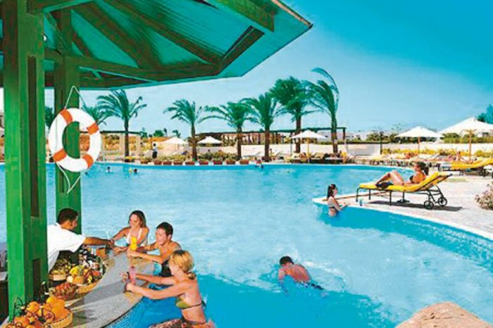 Coral Beach Resort Tiran (Egypte)