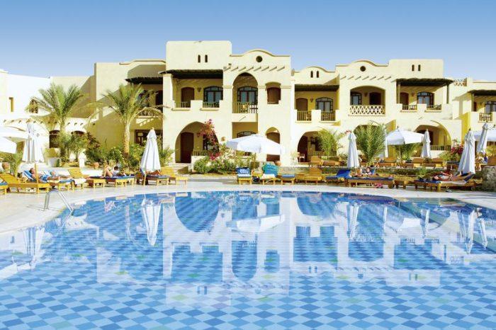 The Three Corners Rihana Resort deluxe (Egypte)