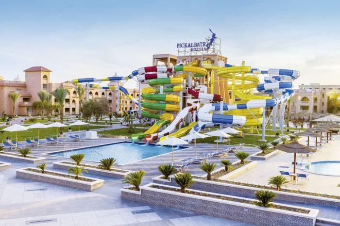 Pickalbatros Aqua Park Resort (Egypte)