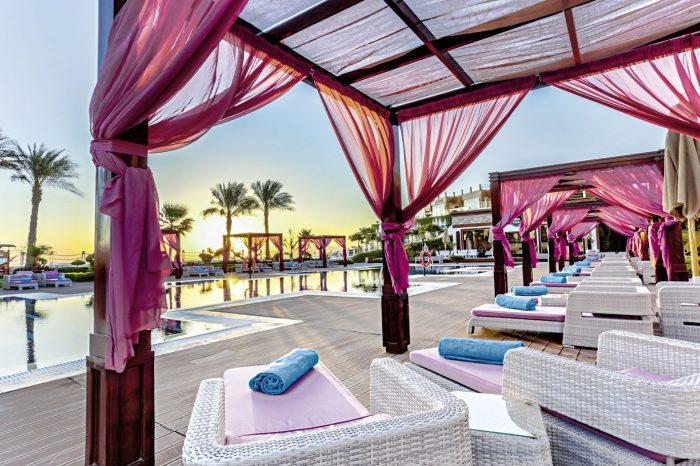 Sunrise Arabian Beach Resort (v/h Grand Select) (Egypte)