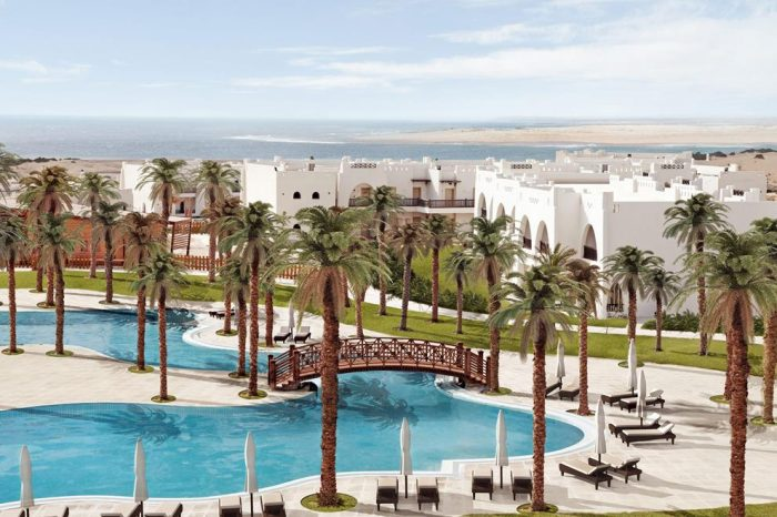 Hilton Marsa Alam Nubian Resort (Egypte)