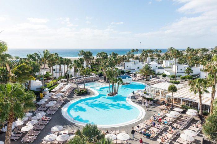 RIU Paraiso Lanzarote Resort (Spanje)